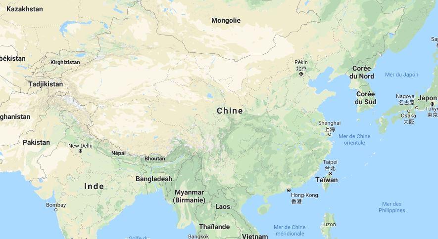 Pays D Asie La Liste Complete Avec Nombre D Habitant