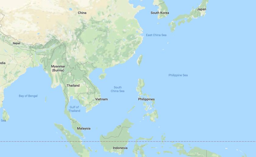 Extrême Orient population