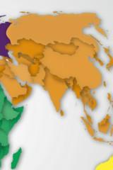 Pays d'Asie