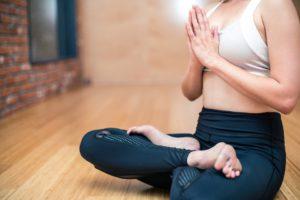 Yoga, L'Exercice, De Remise En Forme, Femme, La Santé